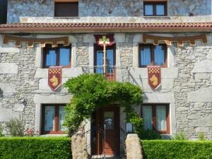 Decorar as casas ó xeito do medievo terá premio en Vimianzo no II Concurso de Fachadas