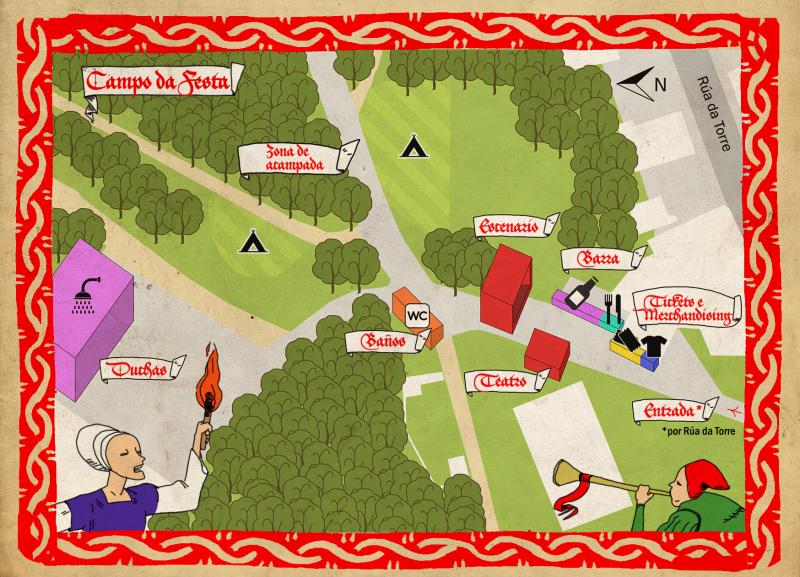 Descarga os mapas de Vimianzo para non perder detalle do #XXIAsalto