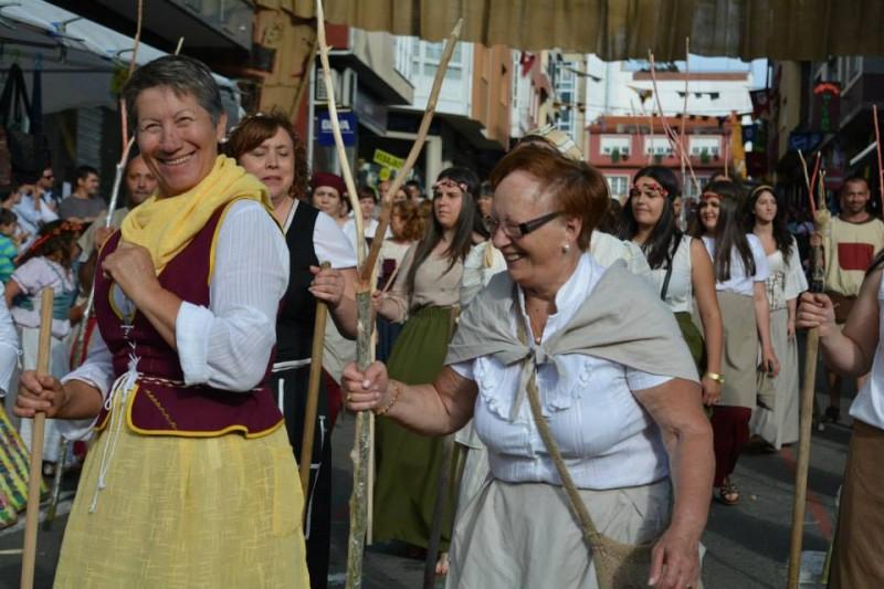 O Asalto premia as mellores roupas medievais e as fachadas máis singulares