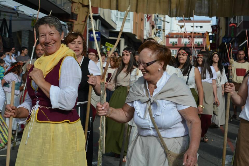 traxes medievais